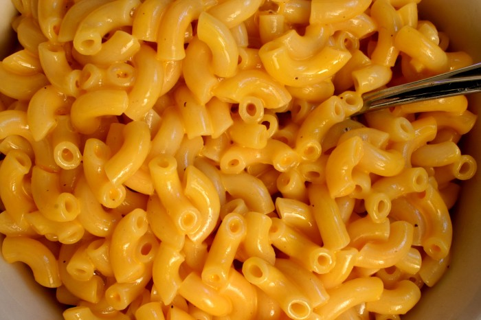Kraft Macaroni & Cheese is ditching its yellow dye for natural alternatives.   Credit: Mike Chaput via Flickr