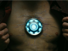 Iron Man's reactor was powered by palladium before he rediscovered the made-up new element, Vibranium, because the palladium was poisoning him. Something similar may have happened with radioactive artificial hearts. (Iron Man 2 trailer)